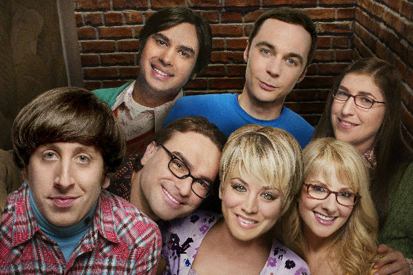 Lo que no sabías de 'The Big Bang Theory'