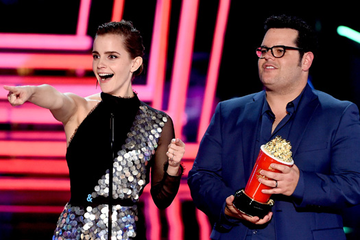 Lo mejor de los MTV Movie and TV Awards