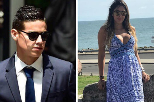 James Rodríguez y Daniela Ospina confirman su divorcio