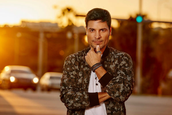 Chayanne le cantará a Colombia en mayo