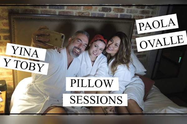 Yina y Toby se confiesan en Pillow Sessions